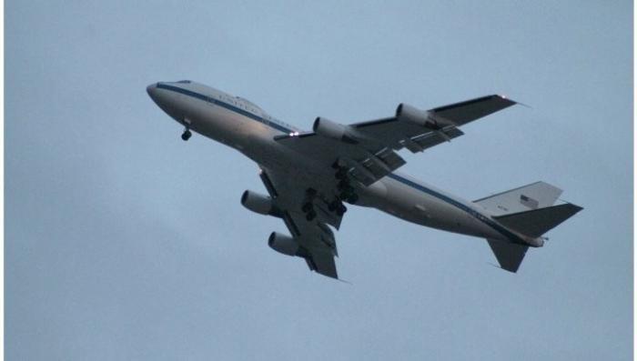 В США получили повреждения в результате торнадо самолеты «судного дня»