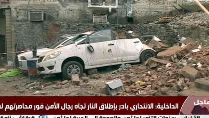 При попытке теракта в Мекке пострадали шесть иностранцев