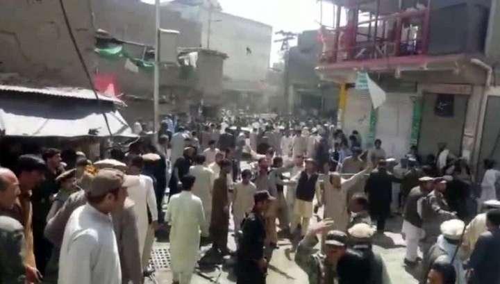 Теракт в Пакистане: число жертв возросло до 37 человек