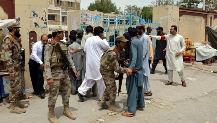 Теракты в Пакистане: число погибших возросло до 73 человек