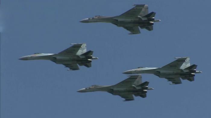 В Воронеже воздушное шоу «Авиадартс» посмотрели сто тысяч зрителей