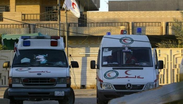 В Иракском Мосуле террорист-смертник подорвал себя и людей