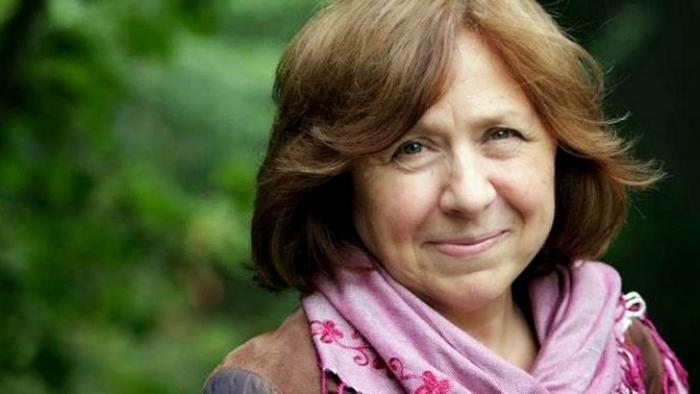 Пранкеры вывели на чистую воду русофобку и хамелеона писательницу Светлану Алексиевич