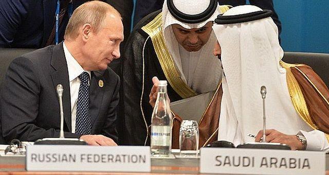 Восстание пупсиков – саудовская версия украинства. Александр Роджерс