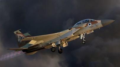 Зачем сионисты из Израиля и США наносят удары по Сирии?