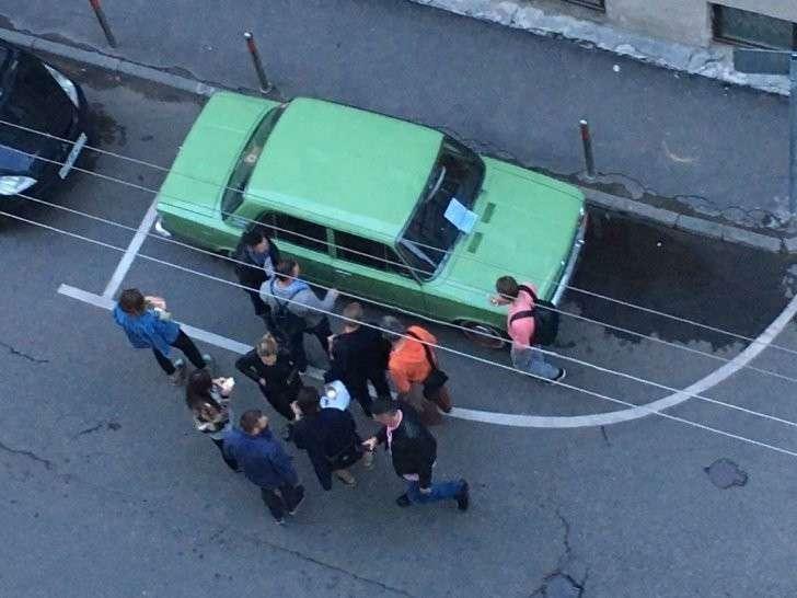 Будни автомобилиста: «Зелёный шершень» – частичка прошлого