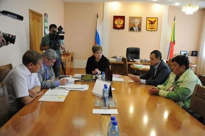 Власти Забайкалья выделили квартиру для жительницы, пожаловавшейся Путину