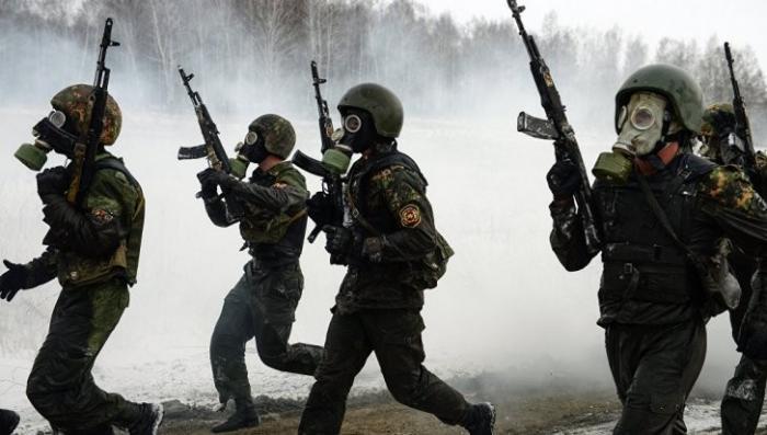 Новый противогаз ПМК-4 приняли на снабжение Вооруженных сил России