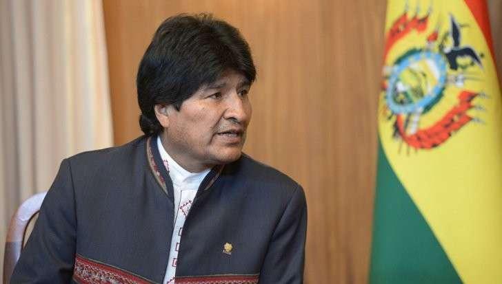 Глава Боливии обвинил США в росте международного наркотрафика