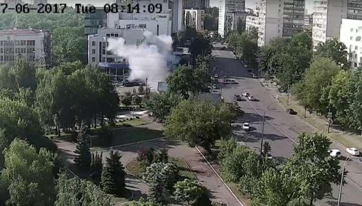 В Киеве взорвали машину с начальником резерва украинской разведки