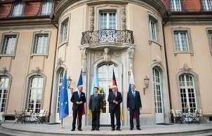В Берлине завершены четырёхсторонние переговоры по Украине