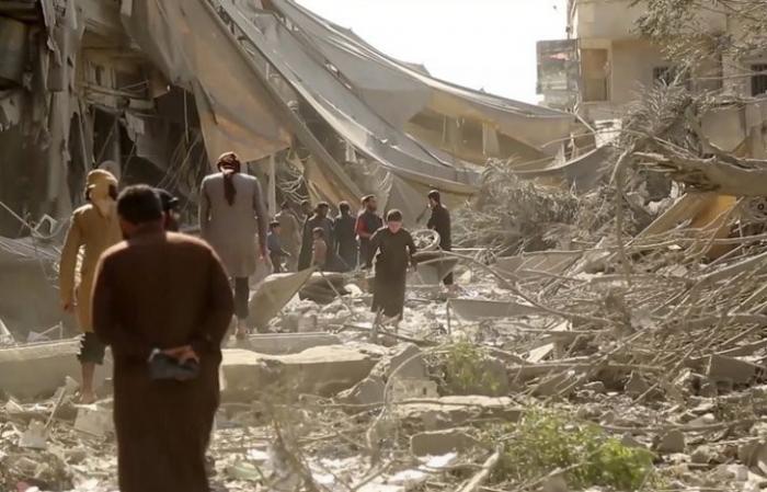 США не собираются предъявлять доказательства подготовки Дамаска к химической атаке