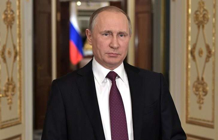 Владимир Путин заявил, что Россия будет наращивать военный потенциал для защиты от агрессоров
