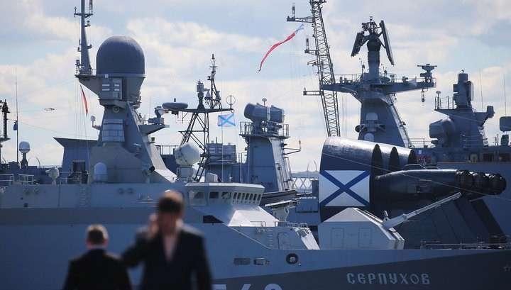 Международный военно-морской салон – 2017: что нового показали российские корабелы