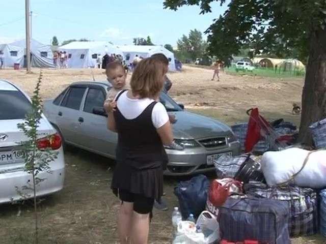 ООН: из Донецка и Луганска за пять дней бежали 22 тысячи человек
