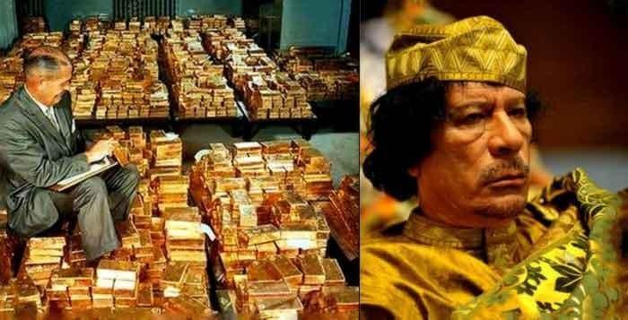 Переписка Хиллари Клинтон, опубликованная Госдепом, раскрыла причину убийства Муаммара Каддафи