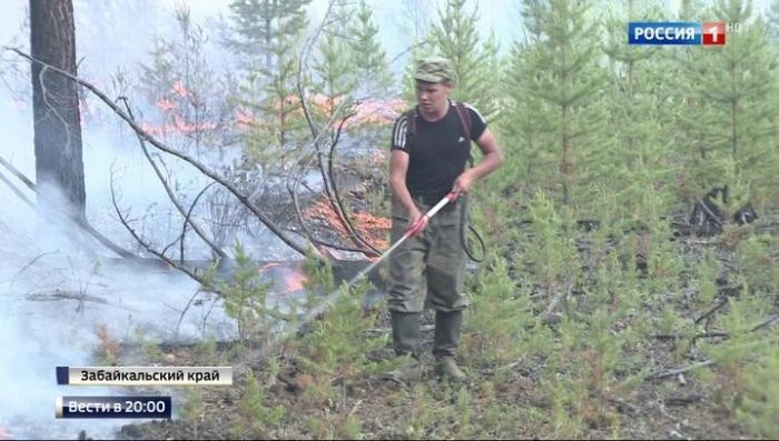 В Сибири странная аномальная жара и неконтролируемые лесные пожары