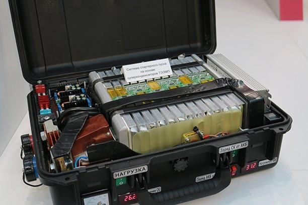 В России начали производить высокоэффективные суперконденсаторы и модули на их основе