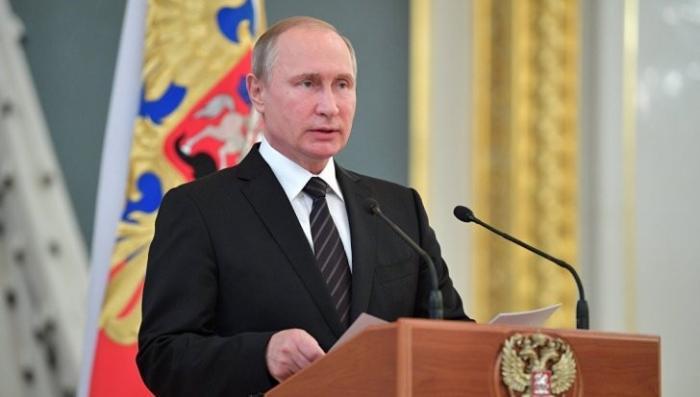 Путин обвинил зарубежные спецслужбы в поддержке терроризма