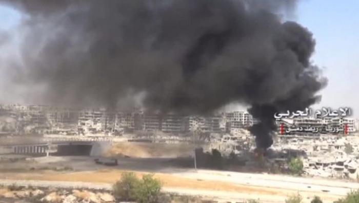 Информационная атака перед новой интервенцией США в Сирии