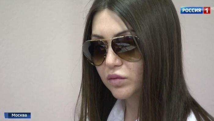 Безмозглую гонщицу и злостную прогульщицу Мару Багдасарян отправили под арест