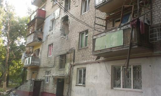 Один день ада. Житель Луганска о жизни в городе сегодня