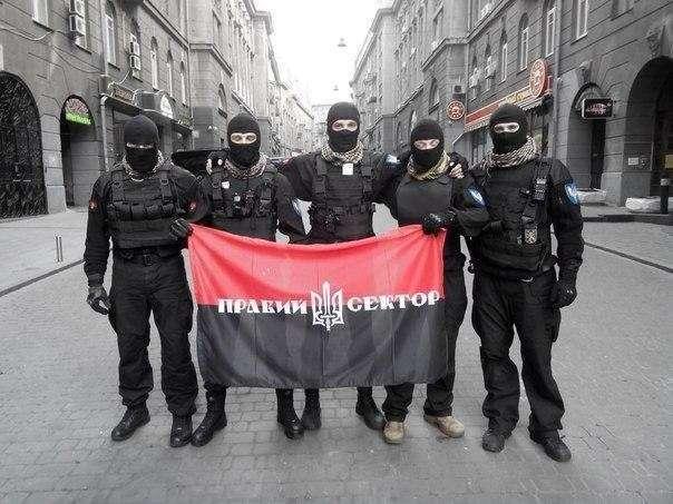 Лавров считает, что Киев не контролирует деятельность «Правого сектора»