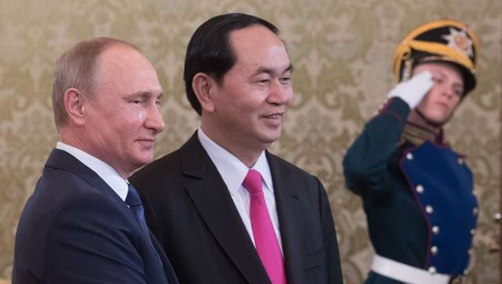Россия и Вьетнам договорились о развитии атомной энергетики