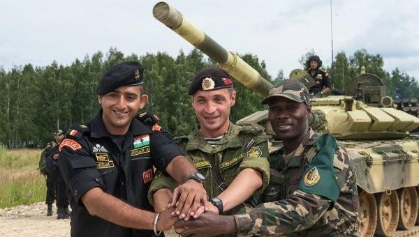 В Армейских играх АрМИ-2017 подтвердили участие уже 28 стран и семь стран наблюдателей