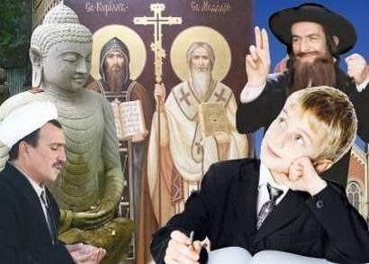 В ЛНР для школьников первым делом издали учебники по украинскому языку и «церковному мракобесию»