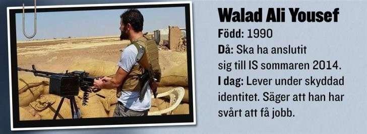 В Швеции вернувшиеся из Сирии боевики группировки ИГИЛ* получают право на «защиту личных данных», чтобы начать новую жизнь