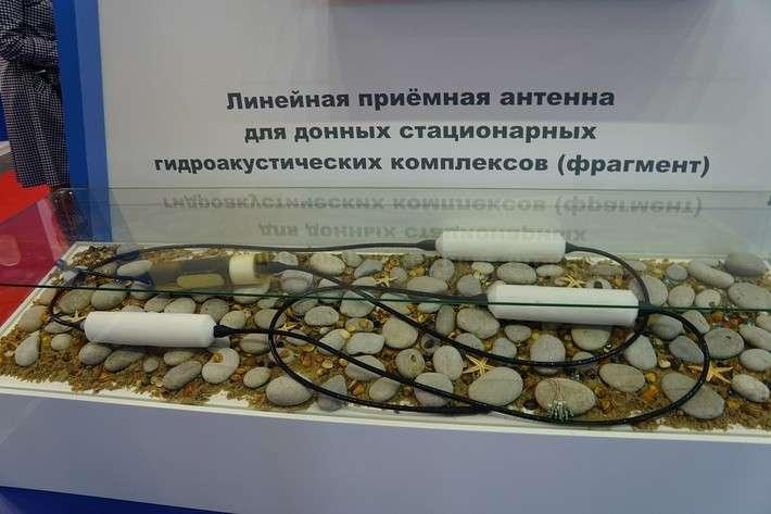 В Санкт-Петербурге проходит международный морской салон