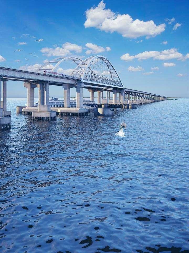 Почему киевских хазар так сильно бесит Керченский мост