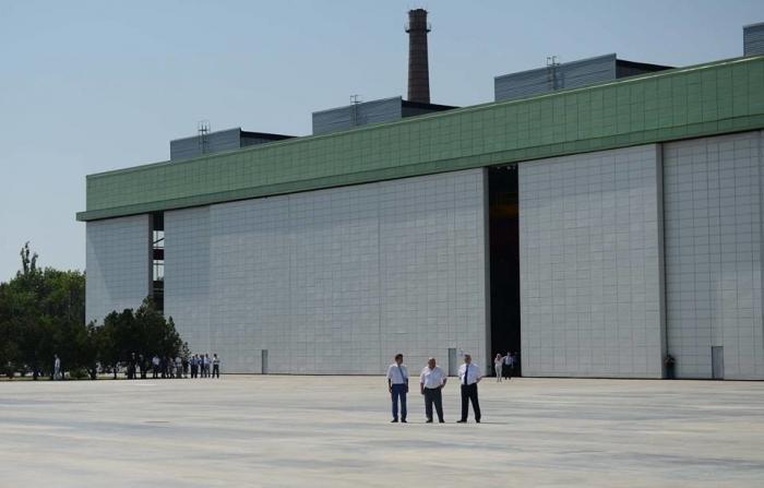 Судостроительный завод «Море» вФеодосии сегодня