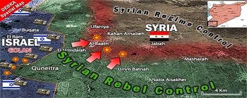 Тайны сирийской войны: роль американских и израильских сионистов