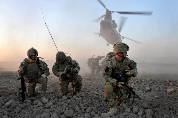 Британская спецслужба скрывала убийства гражданских в Афганистане