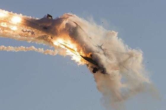 Террористам из США страшно, когда русские наводят на них ракеты
