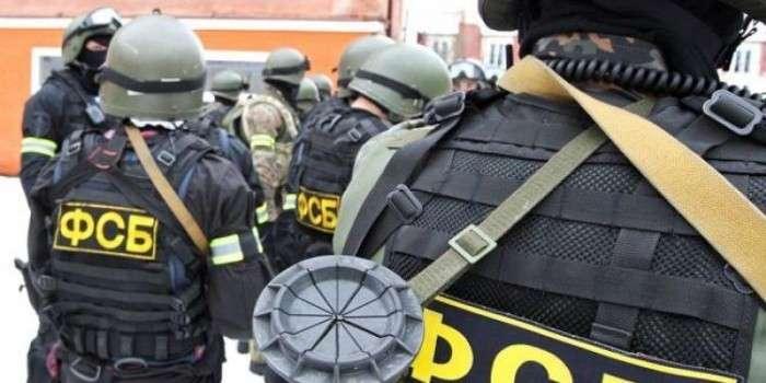 Высокопоставленные сотрудники ФСБ задержаны в Москве во время получения взятки