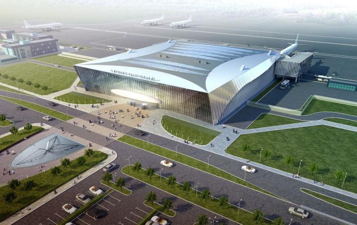 ВСаратове началось строительство нового аэровокзального комплекса