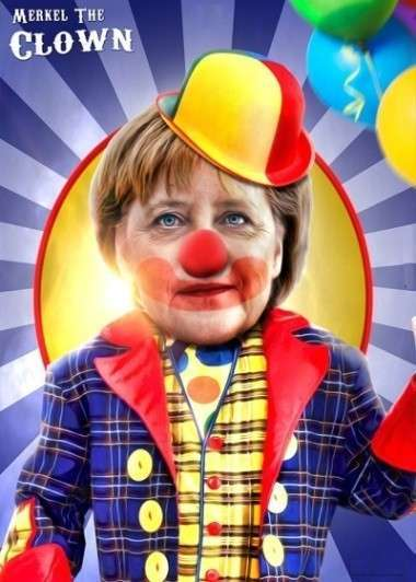 Цирк уехал, а европейцы остались