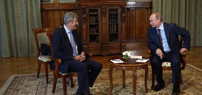 Америка хочет свергнуть Путина, чтобы утвердить в России свою модель общества