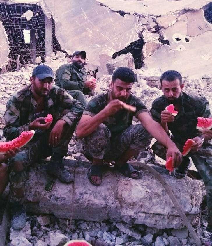 Израиль помогает американским террористам в Сирии