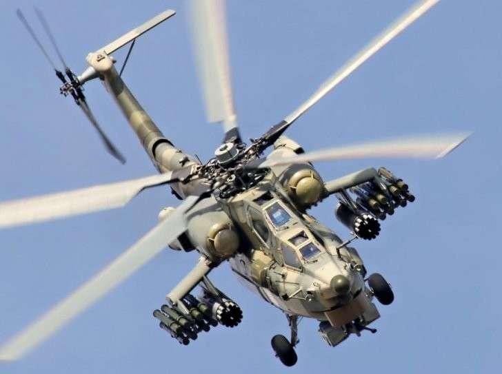 В Сирии «Крокодилы» ВКС России продемонстрировали мастерство воздушного боя