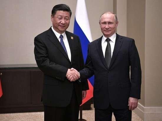 Си Цзиньпин прибыл в Москву с двухдневным официальным визитом