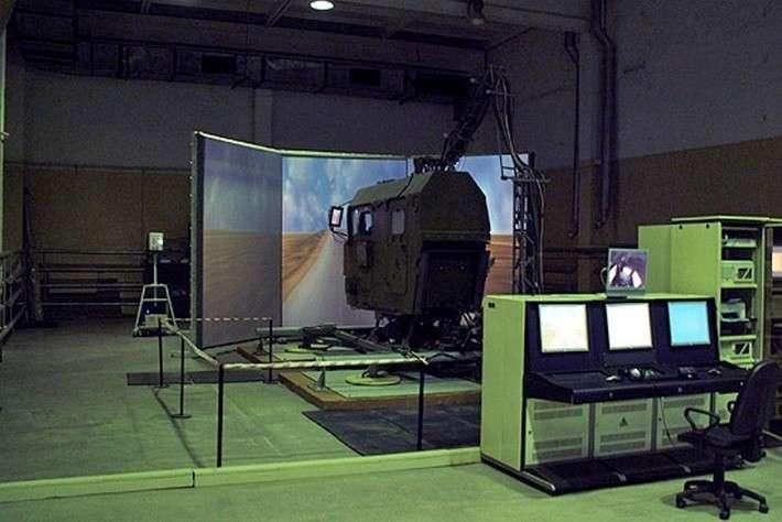 Около 100 новейших тренажёров поступили всоединения РВСН, перевооружаемые накомплекс «Ярс»