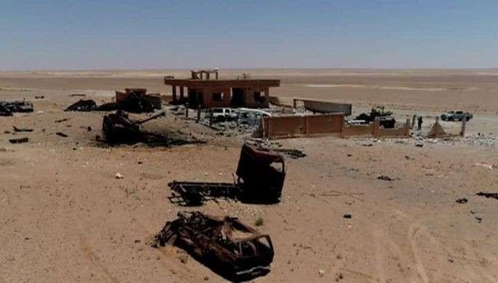 Американские террористы били по Шайрату на основании фальшивок исламистов