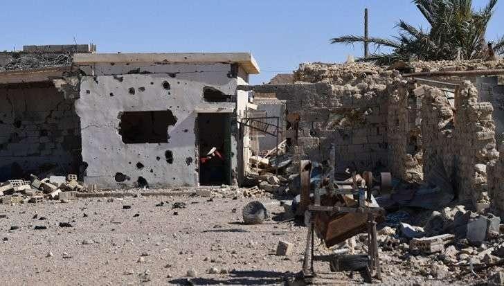 Бандиты из коалиции во главе с США нанесли удар по сирийской деревне