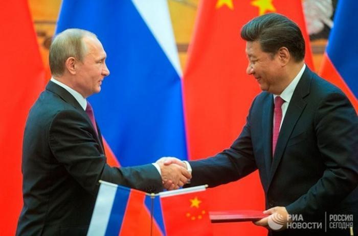 Разворот России на Восток – это не только экономика, но и большая политика