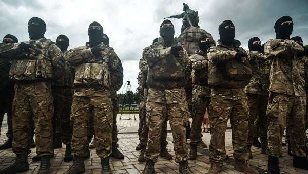 Записки донбасского эмигранта. Театр военного шоу