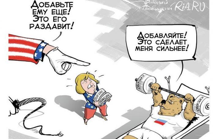 Санкции против России пошли нам на пользу и мы крайне заинтересованы в их продлении. Денис Мантуров
